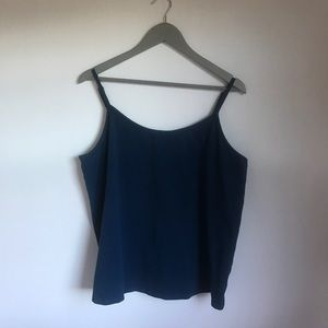 Lane Bryant Blue Cami size 18/20